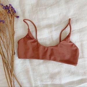 Mikoh bikini top